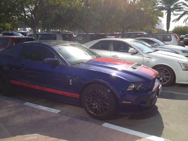 Autos lujo Universidad Americana de Dubai (22)