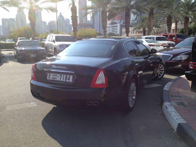 Autos lujo Universidad Americana de Dubai (41)