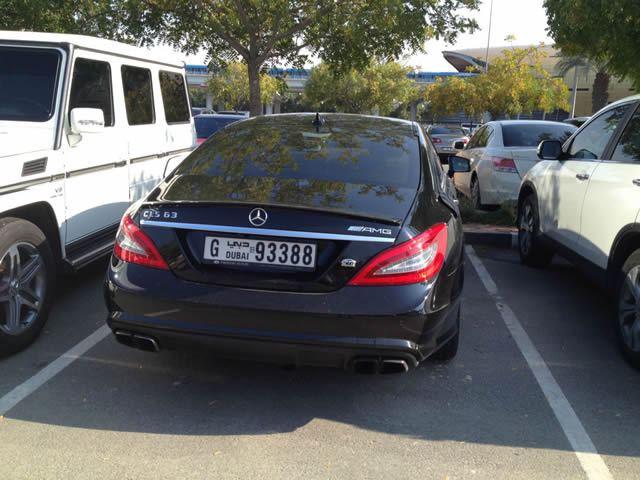 Autos lujo Universidad Americana de Dubai (40)