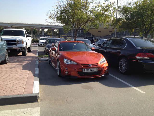 Autos lujo Universidad Americana de Dubai (19)