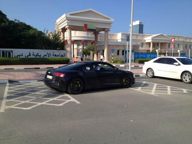 Autos lujo Universidad Americana de Dubai (18)