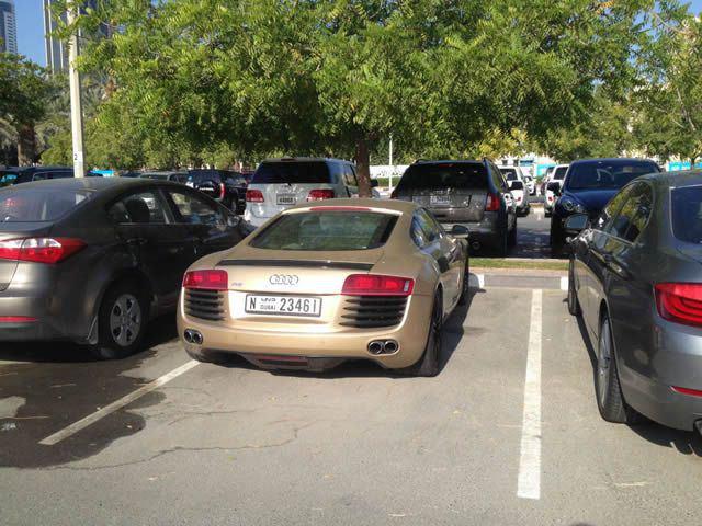Autos lujo Universidad Americana de Dubai (13)