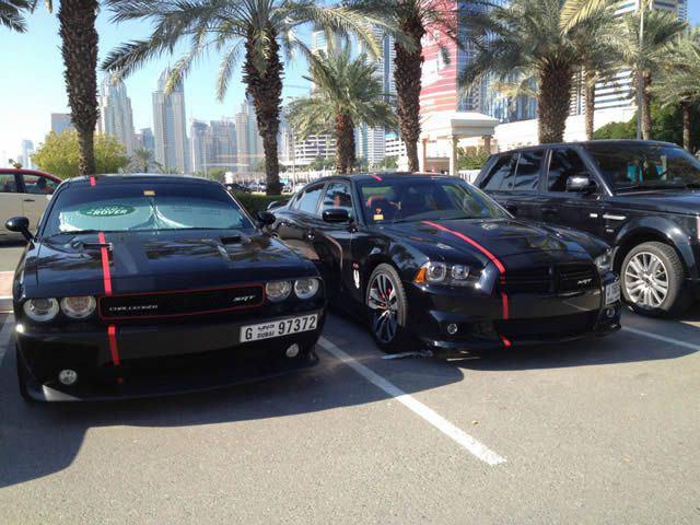 Autos lujo Universidad Americana de Dubai (12)