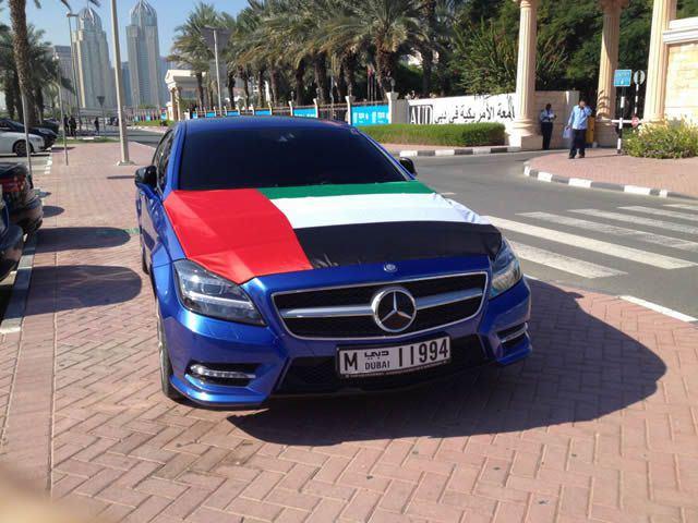 Autos lujo Universidad Americana de Dubai (11)