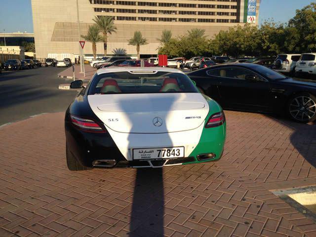 Autos lujo Universidad Americana de Dubai (10)