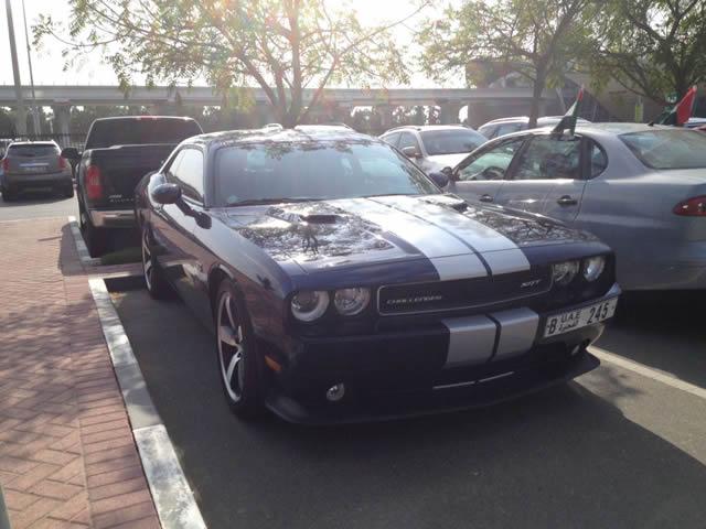 Autos lujo Universidad Americana de Dubai (60)