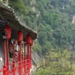 Fangweng, el restaurante que cuelga de un acantilado en China