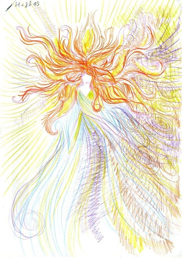 Dibujo autorretrato LSD (8)