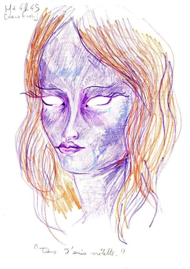 Dibujo autorretrato LSD (10)