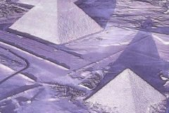 nieve egipto