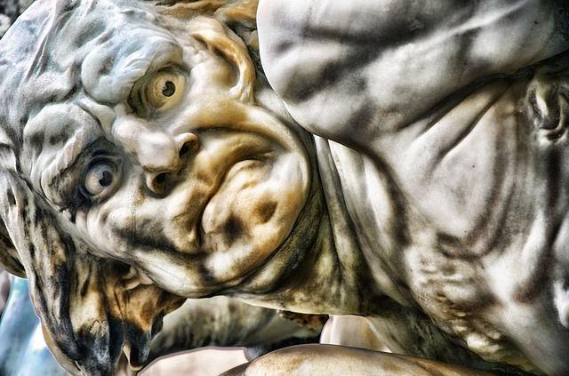 Dolor Escultura