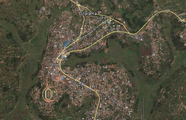 Gitarama, Ruanda