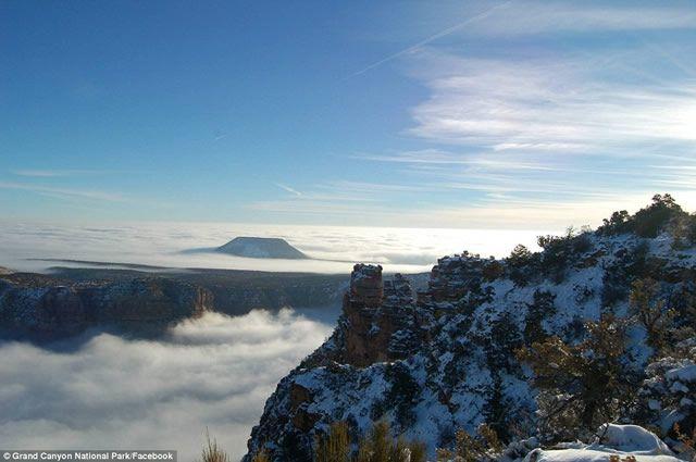 Niebla Gran Cañon Arizona (7)