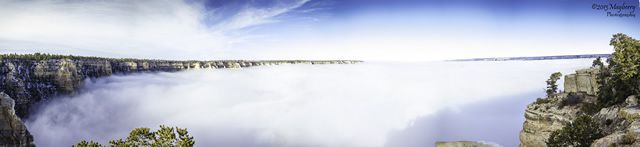 Niebla Gran Cañon Arizona (3)