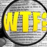 8 pasajes extraños de la Biblia