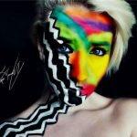Maquillaje de fantasía (14)