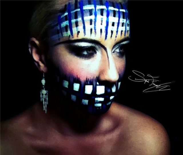 Maquillaje de fantasía (13)