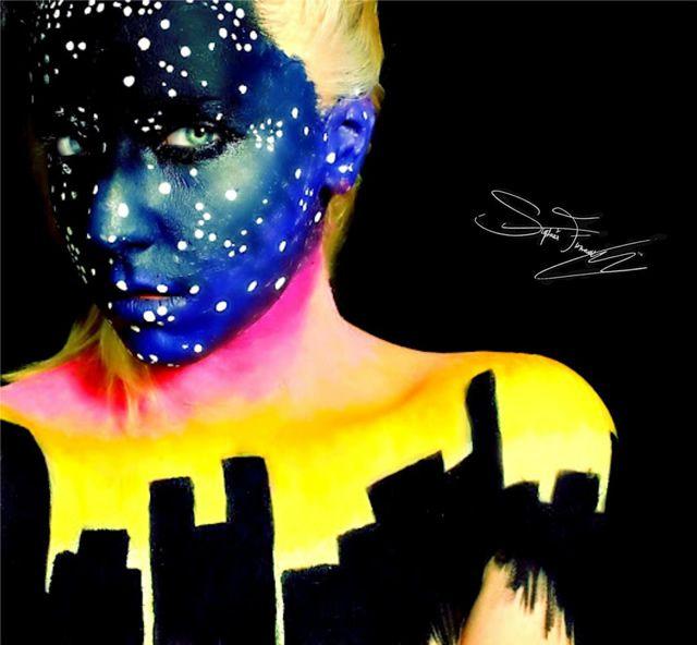 Maquillaje de fantasía (12)