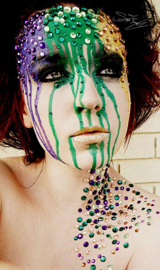 Maquillaje de fantasía (5)