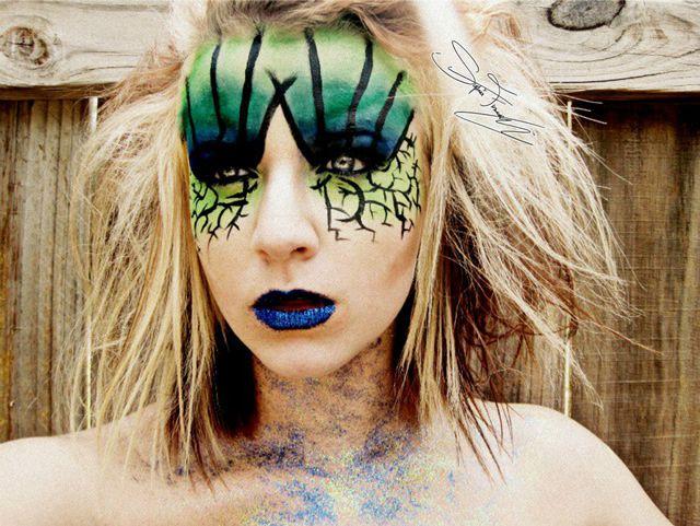 Maquillaje de fantasía (4)
