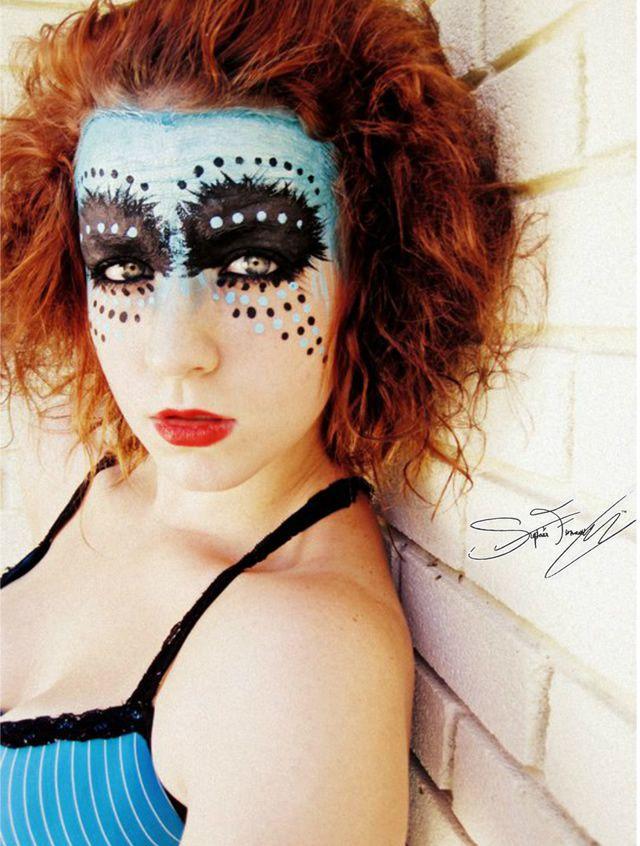 Maquillaje de fantasía (16)