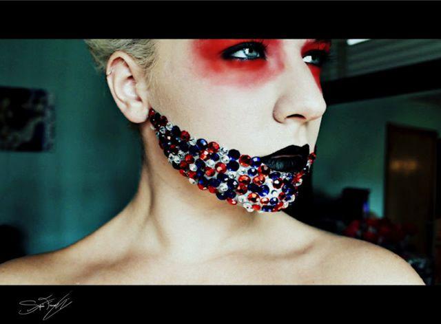 Maquillaje de fantasía (1)