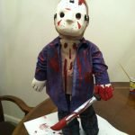 Fabricando un muñeco de Jason