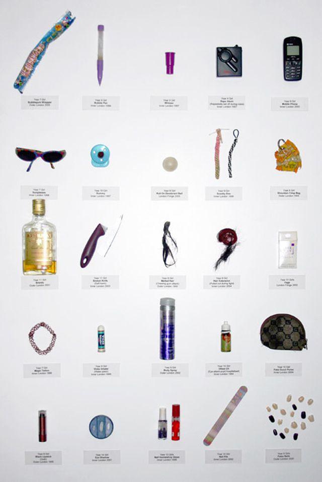 Resistant Materials objetos confiscados escuelas Guy Tarrant (25)