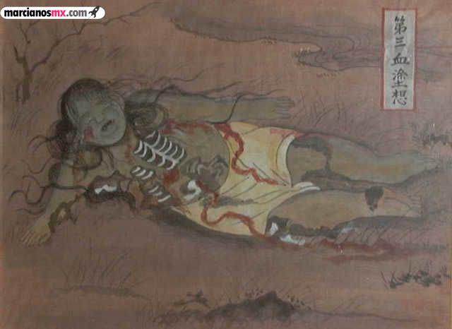 Kyusouzu pinturas budismo (3)