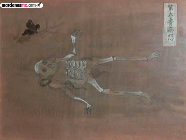 Kyusouzu pinturas budismo (5)