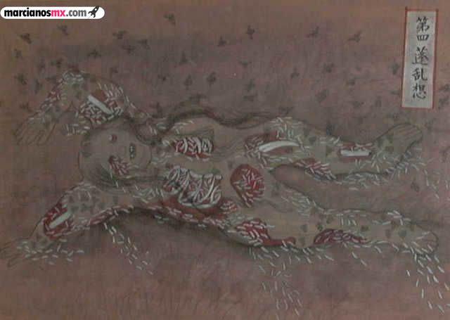 Kyusouzu pinturas budismo (4)