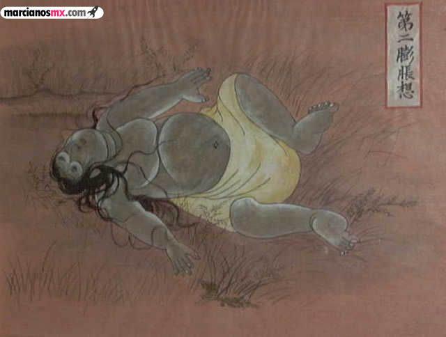 Kyusouzu pinturas budismo (2)