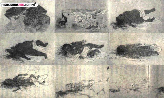 Kyusouzu pinturas budismo (11)
