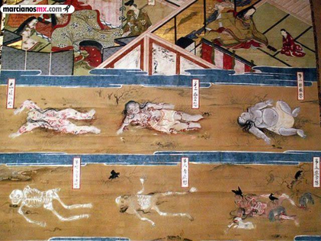 Kyusouzu pinturas budismo (10)