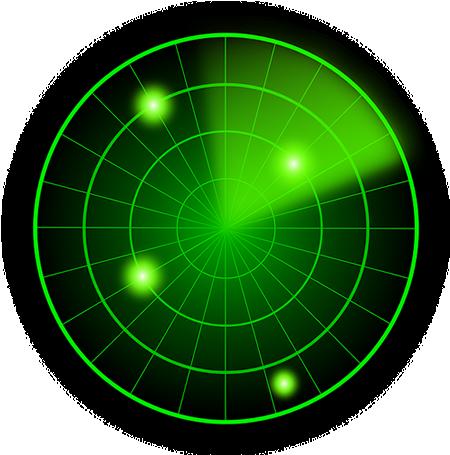 Cómo funciona el radar