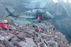 recate helicoptero