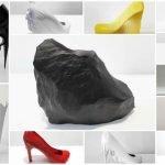 Diseñador crea 12 zapatos para 12 ex novias