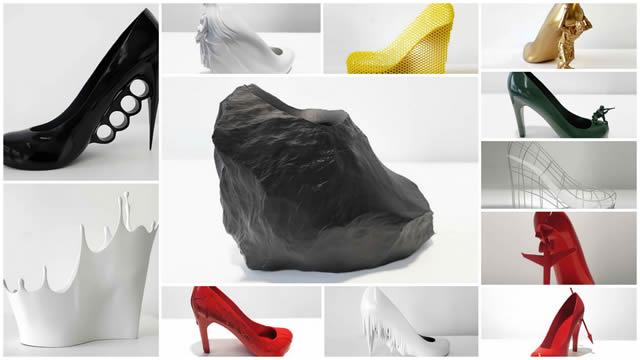 12 zapatos para 12 ex novias