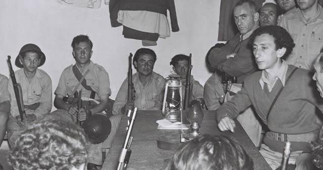 Abba Kovner y el grupo Nokmim