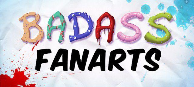 Badass FanArts por Tohad (2)