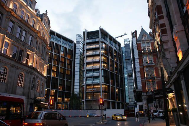 Penthouse en One Hyde Park