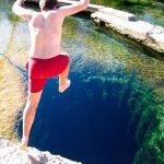 Jacob's Well - un lugar tan bello como peligroso