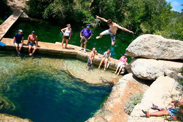 Jacob's Well Texas (1)