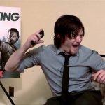 Broma The Walking Dead: Daryl Dixon le teme a los zombis