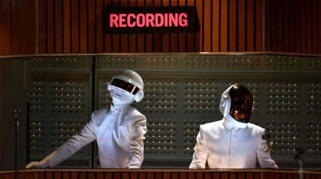 Daft Punk Premios Grammy (2)