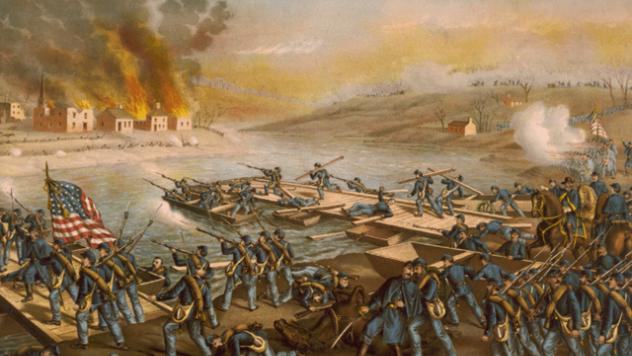batalla de Fredericksburg
