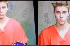 Justin Bieber reptiliano