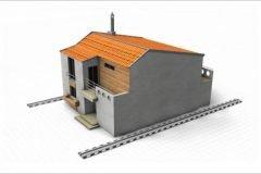 Impresora 3D capaz de construir casas en 24 horas