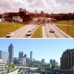 Ciudades del mundo antes y después