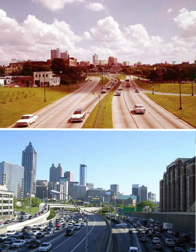 Ciudades Mundo Antes Despues (2)